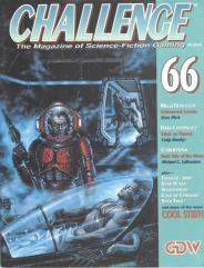 """#66 """"MegaTraveller, Dark Conspiracy, Cyberpunk"""""""
