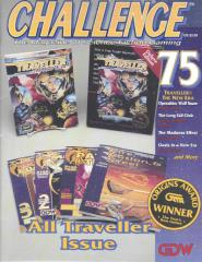 "#75 ""All Traveller Issue"""