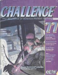 "#77 ""Traveller - The New Era, Dark Conspiracy, Star Wars, Shadowrun Campaign"""