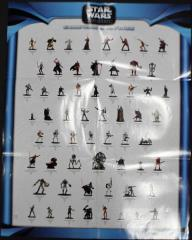 Champions of the Force - Poster Checklist