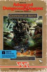 "Champions of Krynn (PC 5 1/4"")"