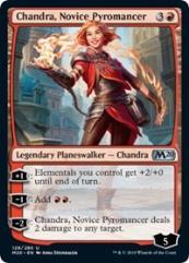 Chandra, Novice Pyromancer (U)