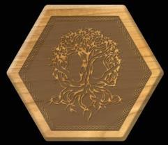 Cherry - Beehive, Tree of Life