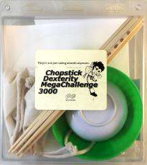 Chopstick Dexterity MegaChallenge 3000 (1st Printing)