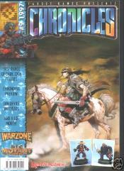"""#9 """"Den Devils Warheads, Dark Eden, Chronopia"""""""