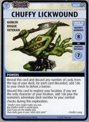 Wrath of the Righteous Promo Card - Chuffy Lickwound