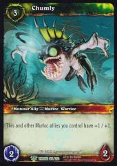 Chumly (U) (Judge Promo, Foil)