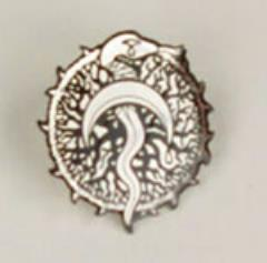 Circle of the Crone Covenant Pin