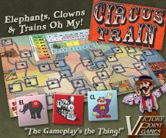 Circus Train - Expansion Kit