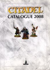 Citadel Miniatures Catalog 2008