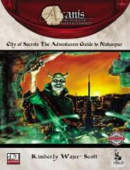 City of Secrets - An Adventurer's Guide to Nishanpur
