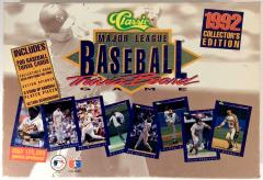 Major League Baseball Trivia Game