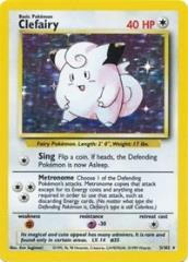 Clefairy (HR) #5 (Holo)