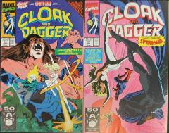 Cloak and Dagger 2 Pack - Issues #17 & 18
