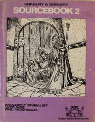 Sourcebook #2 (1st Edition)