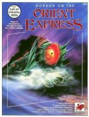 Horror On The Orient Express (1st Edition)