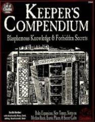 Keeper's Compendium
