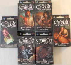 Call of Cthulhu CCG - Revelations Cycle Collection