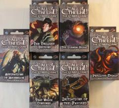 Call of Cthulhu CCG - The Rituals of the Order Cycle Collection