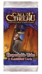 Unspeakable Tales Booster Pack