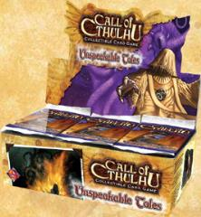 Unspeakable Tales Booster Box