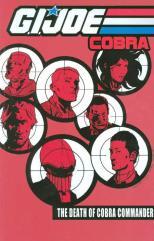 G.I. Joe - Cobra #4, The Death of Cobra Commander