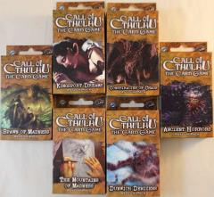 Call of Cthulhu CCG - Forgotten Lore Cycle Collection (2nd Edition)