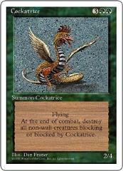 Cockatrice (R)