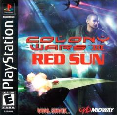 Colony Wars III - Red Sun