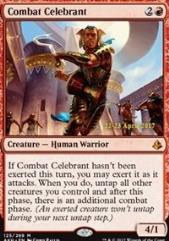 Combat Celebrant (P) (Foil)
