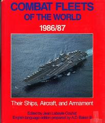 Combat Fleets of the World 1986/87