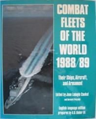 Combat Fleets of the World 1988/89