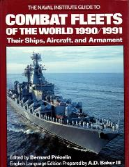 Combat Fleets of the World 1990/91