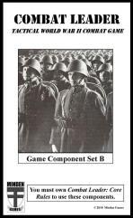 Combat Leader Game Component Set B