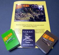 Combat Patrol Rules & Cards Combo