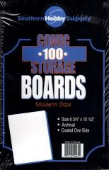 Comic Backing Boards (100)