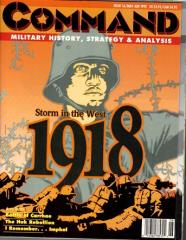#16 w/1918 - Storm in the West