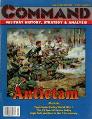 "#22 ""Antietam - High Stakes, Lost Opportunities, WWII Yugoslavia, High Tech War in the 21st Century"""