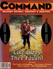 #28 w/Like Lions They Fought