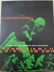 Computer Football
