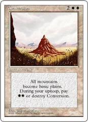 Conversion (U)