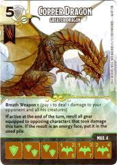 Copper Dragon - Greater Dragon