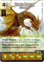 Copper Dragon - Lesser Dragon