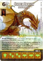 Copper Dragon - Paragon Dragon