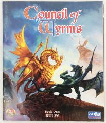 Council of Wyrms - Book 1, Rules