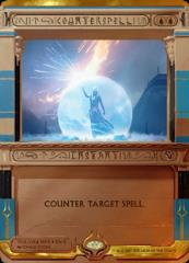 Counterspell (MR) (Foil)