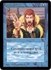 Counterspell (U)