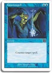Counterspell (C) (x4)