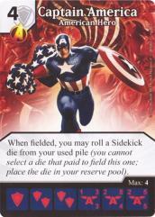 Captain America - American Hero