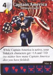 Captain America - Natural Leader